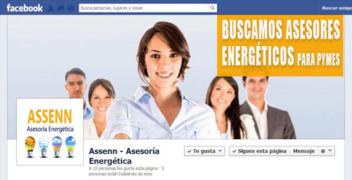 Assenn en Facebook