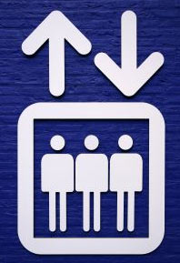 ahorrar electricidad ascensor